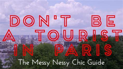 dont be a tourist quot don t be a tourist in paris quot book trailer youtube