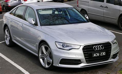 Audi As by Audi A6