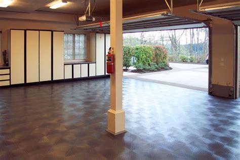 RaceDeck XL extra large modular garage flooring