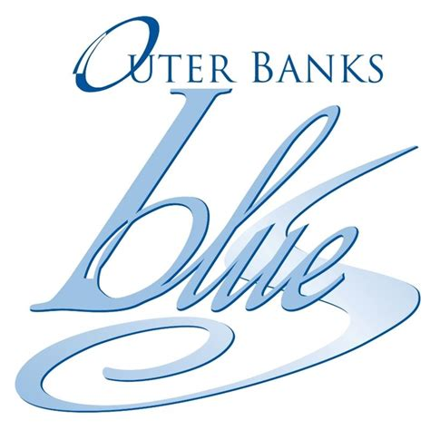 outer banks outer banks blue realty services 171 logos brands directory