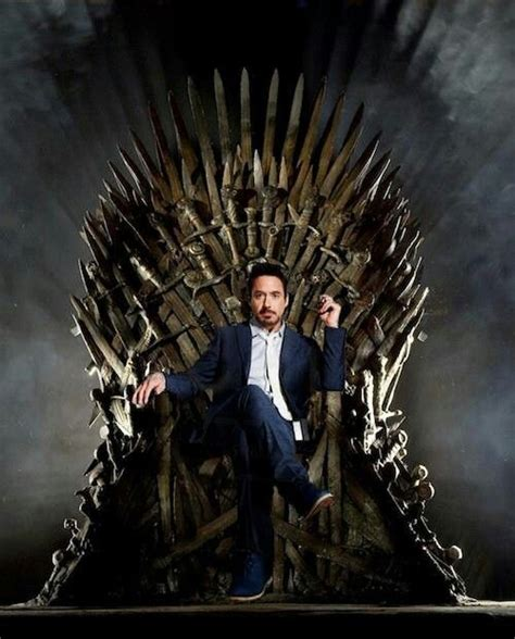 finally a stark worthy of the iron throne of thrones