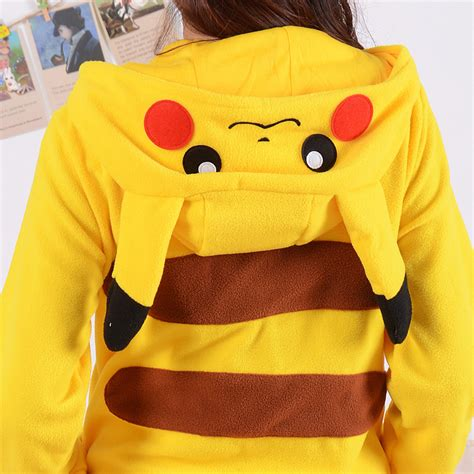 Pikachu Jacket By Neko Hoodie by Aliexpress Buy Pikachu