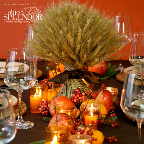 fall centerpieces for wedding fall wedding rooted in