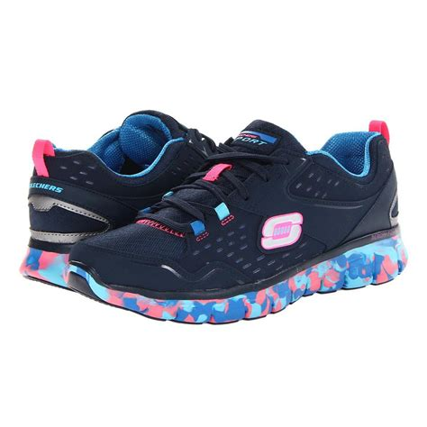 skechers s synergy color sneakers athletic