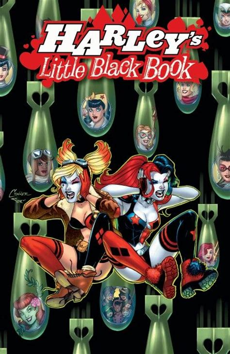 libro harley quinn the rebirth rebirth harley quinn little black book 4 aok mista j