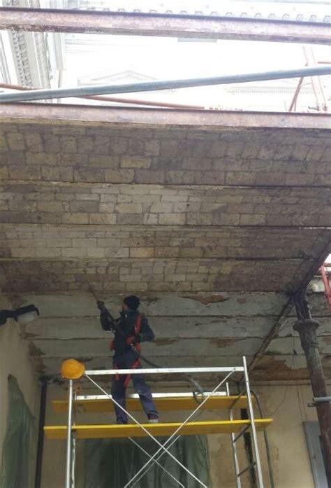 intonacare il soffitto intonacare soffitto idee per la casa