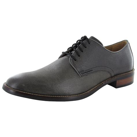 cole haan oxford shoes cole haan mens lennox hill casual plain oxford shoe ebay
