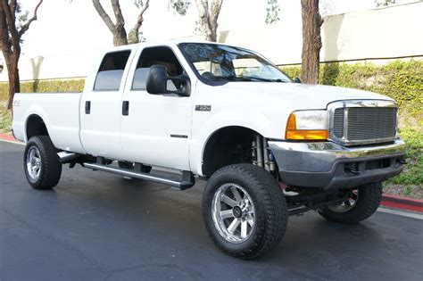 2000 Ford F 350 7.3L Powerstroke Turbo Diesel 4×4 for sale