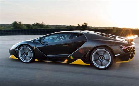 Lamborghini Dealers Usa 1st Lamborghini Centenario Roadster Delivered To Usa Owner