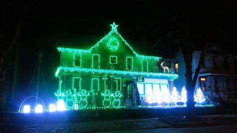 2014 Display Leechburg Lights Wizards In Winter Lights Original