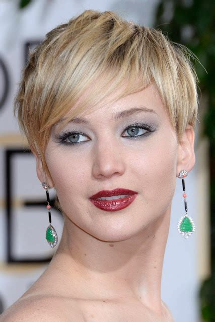 short hairstyles golden globes we love gold the 2014 golden globe jewelry
