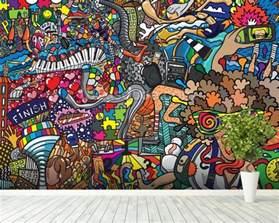 sports graffiti wallpaper wall mural wallsauce large wall mural sports stars baseball basketball football