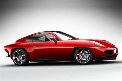 alfa romeo disco volante 2012 price carrozzeria touring disco volante concept revealed early