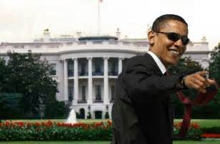 Welcome to the obama white house he should rightfully get all the