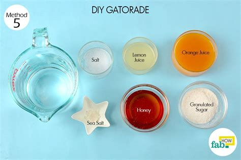 Banish Your Hangover With Gatorade by How To Get Rid Of A Hangover Fab How