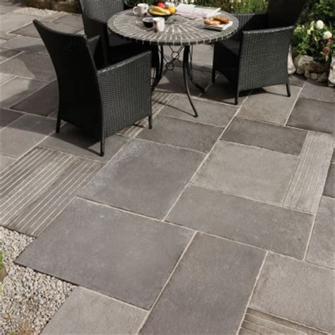 Second Patio Slabs by Stoneflair By Bradstone Cloisters Paving Cloisters Patio