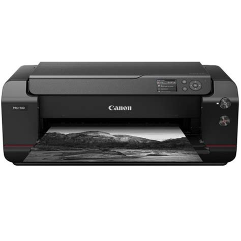 Printer Canon Ukuran A2 canon pro 500 a2 photo inkjet printer canon pro 500