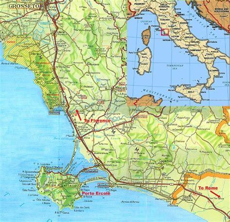 porto d ercole porto ercole travel europe