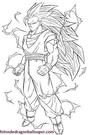 imagenes de goku para whats los 4 mejores y faciles dibujos de goku para colorear
