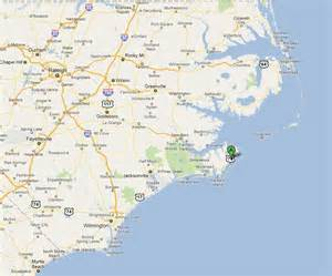 map of eastern nc pictures to pin on pinsdaddy