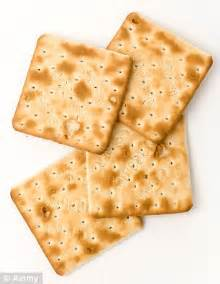 why crackers do you why crackers holes in them or why milk is