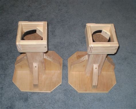 12 inch bed risers 12 inch bed risers all wood construction unfinished sold in sets of 2