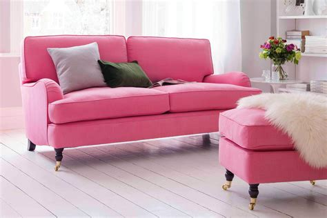 top 10 pink sofas home the times the sunday times