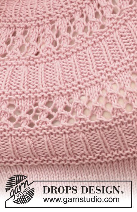 drops pattern library knit it lace on pinterest lace shawls lace knitting