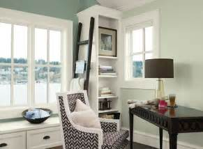 Office Paint Color Ideas Interior Paint Ideas And Inspiration Paint Colors Green