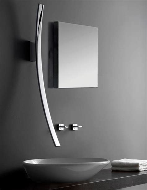 Modern Wall Mounted Bathroom Faucets Graff G 6000 Pc T Polished Chrome Wall Mounted