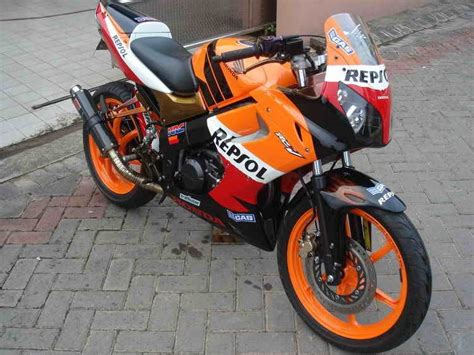 Stiker Warning Suzuki Satria Fu motorcycle modification honda 150 cbr repsol