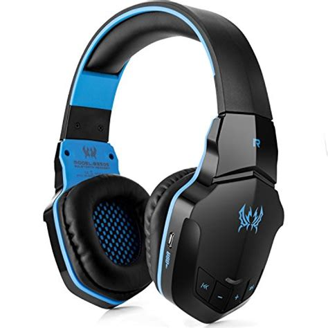 Kotion Each 2 In 1 Bluetooth Wireless Gaming Headset Bass B3505 wireless gaming headset kotion each b3505 v4 1 bluetooth gaming headsets headphones with