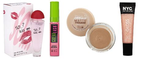 Themakeupgirls 99 Products by 19 Products Every Noughties Had In Make Up