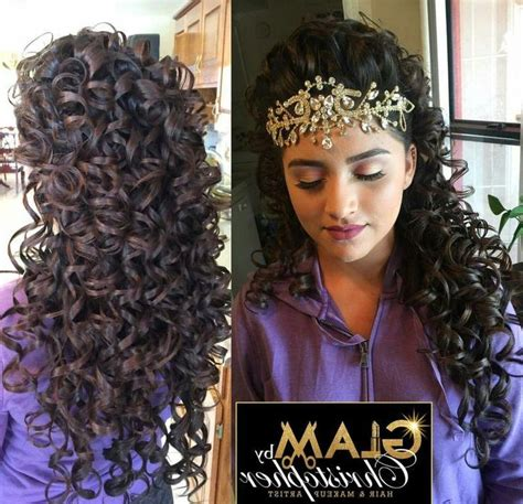 pic of 15 hair 15 best of long hair quinceanera hairstyles