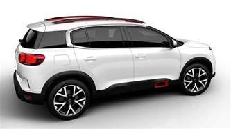 Most Comfortable Suv by Citroen Debuts All New C5 Aircross Quot Most