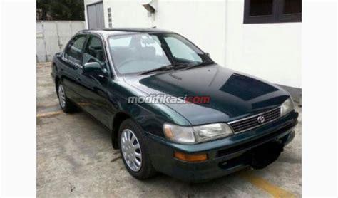 Kas Kopling Mobil Great Corolla toyota great corolla tahun 1995 warna hijau metalik