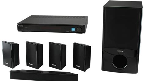 sony ht ss360 home theater system 5 1 channel review