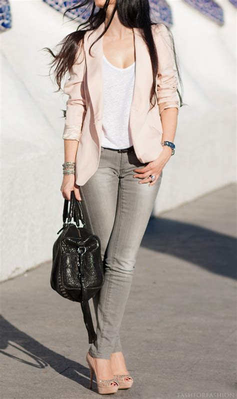the pink and grey look nice with the paint color eden s grey white blush outfit ganzi pinterest