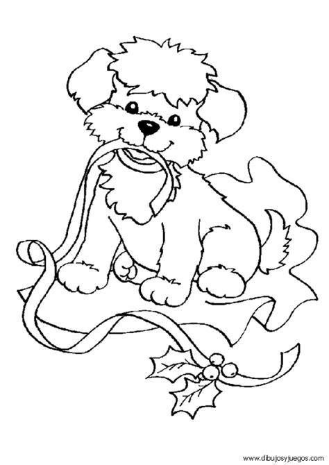 imagenes de navidad para pintar y colorear dibujo de navidad animal 011 dibujos y juegos para