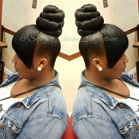 Black Ponytail Hairstyles by 21 Best Knot Images On Updo