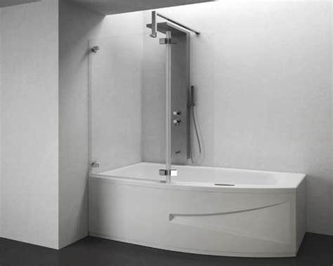 vasca da bagno con doccia incorporata vasca con doccia integrata come scegliere vasche da bagno