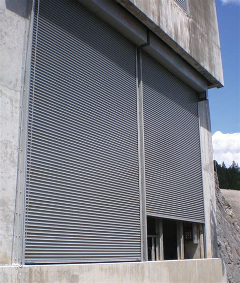 Coiling Overhead Door Coiling Doors Roll Up Doors