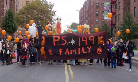 annual childrens halloween parade jackson heights