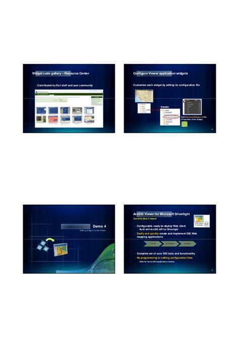 arcgis sde tutorial arcgis viewer for silverlight arcgis resource center
