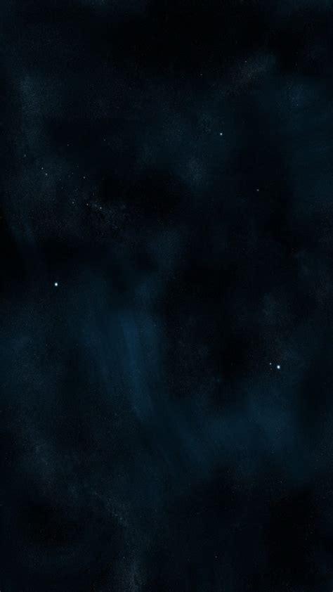 dark blue starry sky wallpaper  iphone wallpapers