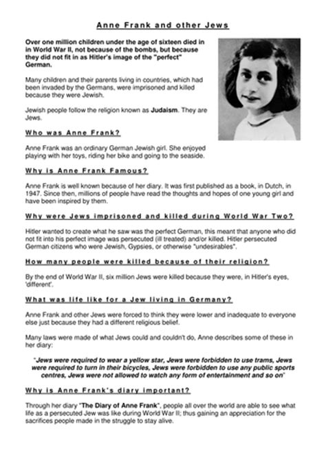 anne frank biography ks2 planning year 6 biography and autobiography by stefanietuesday