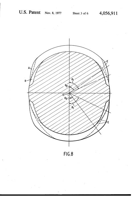 circular cross section patent us4056911 steel bar for concrete reinforcement