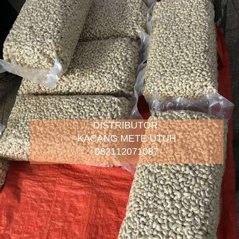 agen distributor grosir  supplier kacang mete mede