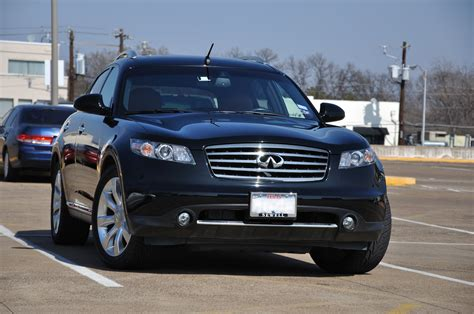 2007 Infiniti Fx35 Specs by 2007 Infiniti Fx35 Pictures Information And Specs