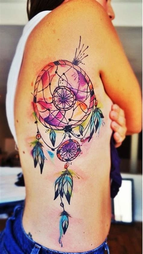 unique dreamcatcher tattoos 17 best ideas about catcher tat on